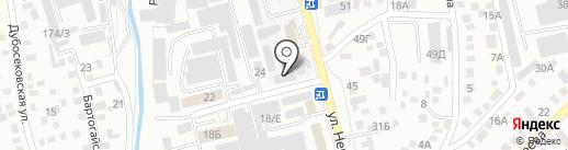 Спец Авто на карте Алматы