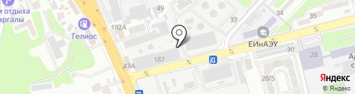 Monster Gym на карте Алматы
