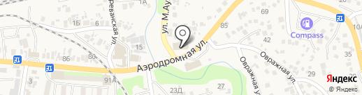 Soprano на карте Боралдая