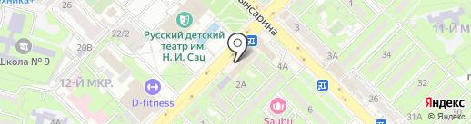 Smik на карте Алматы