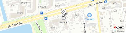 StoLoveKa на карте Алматы