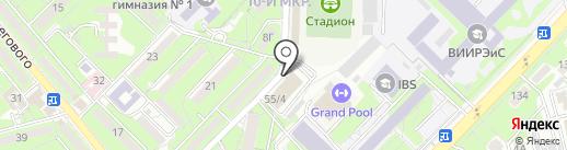 InVaMade.kz на карте Алматы
