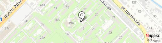 Продюсерский центр на карте Алматы
