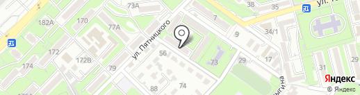 Республиканский центр аллергологии на карте Алматы