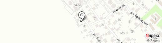 Оздоровительный центр Гаухар Отарбаевны на карте Алматы