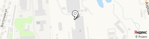 Асыл-Тас & Ко, ТОО на карте Боралдая