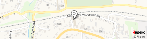 Фортуна на карте Боралдая