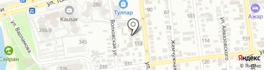 Шашлык центр на карте Алматы