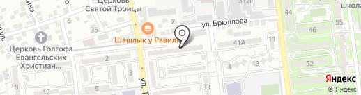 IT connect на карте Алматы