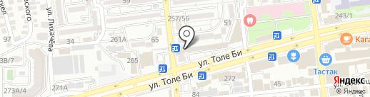 Bingo 37 на карте Алматы