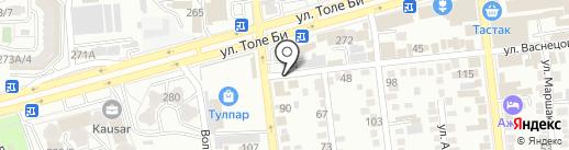 CMC Электро на карте Алматы