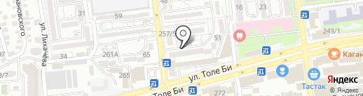 Шанс Лото на карте Алматы