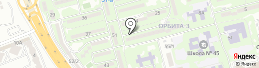 Компания Телемост, ТОО на карте Алматы