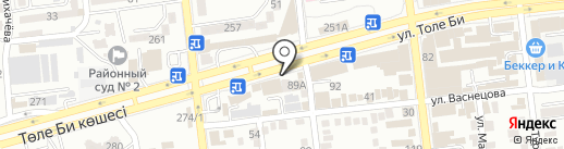 Faberlic на карте Алматы