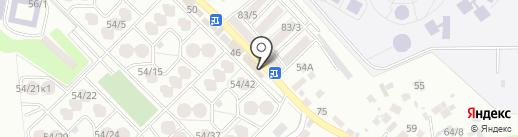 Erke Naz на карте Алматы