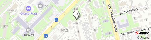 A.R.T. на карте Алматы