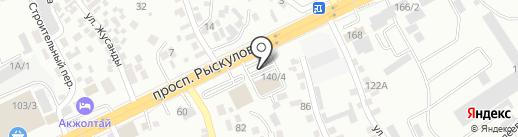 Nedex на карте Алматы