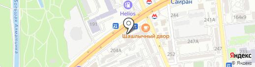 Abusoft на карте Алматы