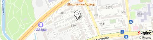 БС-Автосервис на карте Алматы