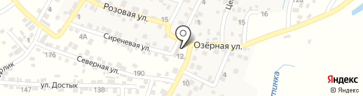 Хозяюшка на карте Боралдая