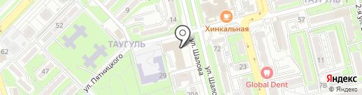 Бутик бижутерии на карте Алматы