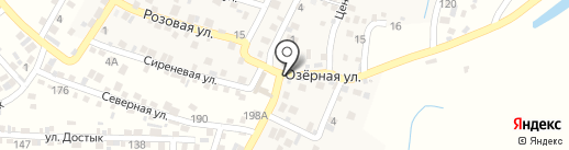 Ауыл на карте Боралдая
