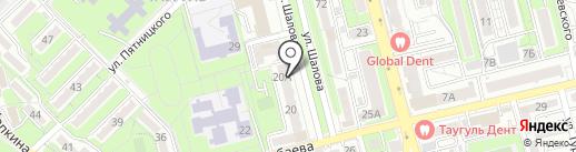 Модный приговор на карте Алматы