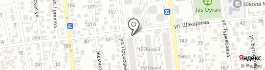 Koffer.kz на карте Алматы