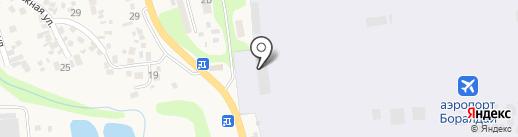 Discovery Flight School на карте Боралдая