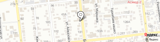 Globaltherm на карте Алматы