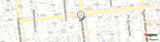 Jasmine.Almaty на карте Алматы