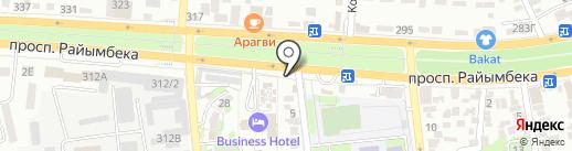 Ainar на карте Алматы