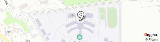 Бобек на карте Алматы