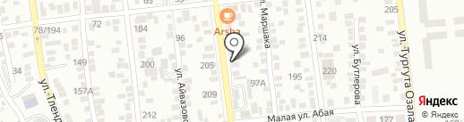 Shoes Republic на карте Алматы