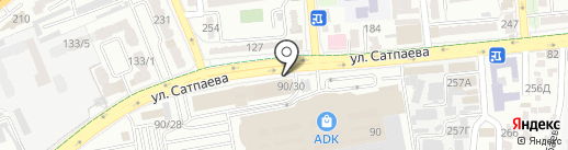 МИКРОФОН на карте Алматы