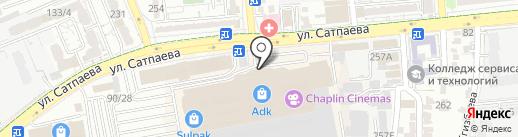 Zadari.kz на карте Алматы
