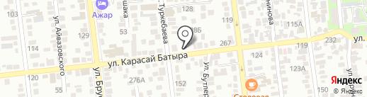 Магазин строительных материалов Паизбеков М.К. на карте Алматы