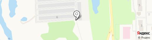 ЛикВид на карте Излучинска