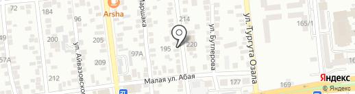 Event House на карте Алматы