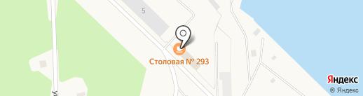 Излучинская транспортная компания на карте Излучинска
