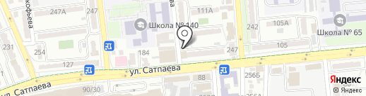 Sulu beauty room на карте Алматы