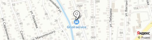 TECDOCKZ на карте Алматы