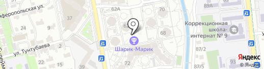 K & L GYM на карте Алматы