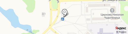 Лакомка 2 на карте Излучинска