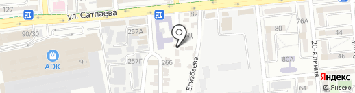 Autozoom.kz на карте Алматы