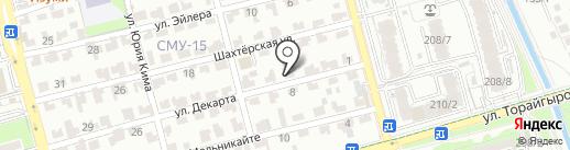 Компания по экологическому проектированию на карте Алматы