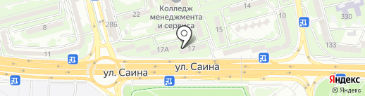 Good Masters на карте Алматы