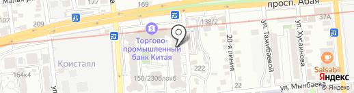 KidZone на карте Алматы