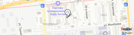 Unobit на карте Алматы