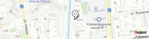 Центр развития Медиации, РОО на карте Алматы